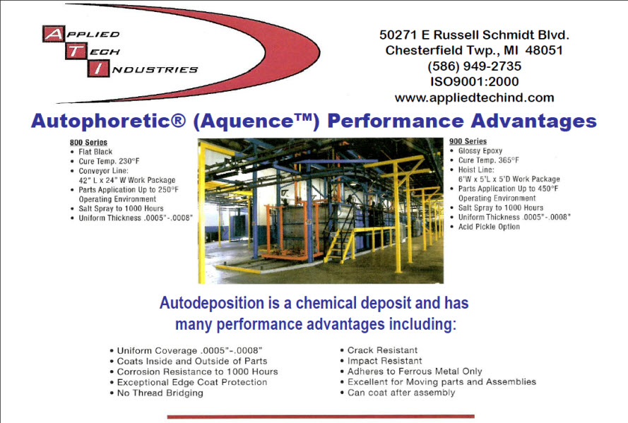 E Coating Process Pdf Applied Tech Industrie...